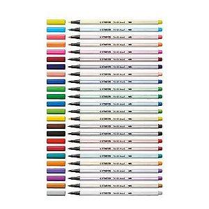 Caneta Pen Brush 68 Stabilo