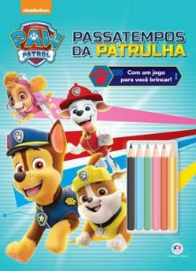 Livro Patrulha Canina - Passatempos da Patrulha - Ciranda Cultural