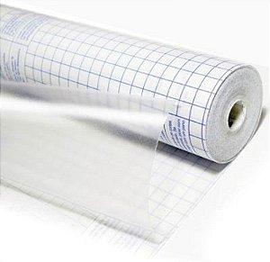 Papel Contact Cristal Transparente 45cmx1m 40 Micras Colacril