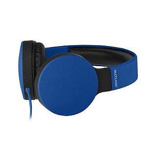Headphone New Fun Wired Azul PH272 Multilaser