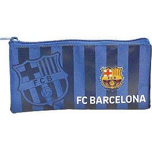 Estojo Escolar Simples Flat Barcelona 8986 Xeryus
