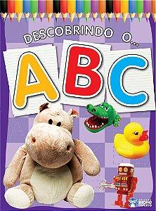Livro Descobrindo o ABC Rideel