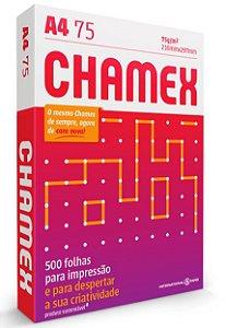 Papel Oficio Chamex A4 C/500 Folhas
