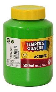TINTA TEMP GUACHE 500ML ACRILEX