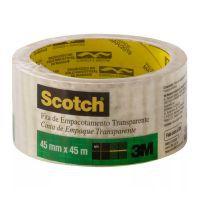 Fita Adesiva Transparente 45Mmx45M Scotch 3M