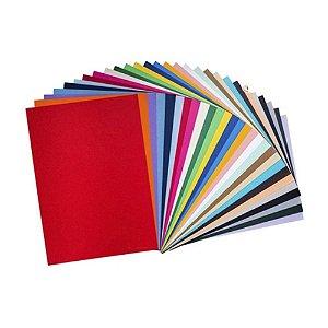 Papel Color Plus 180G A4 Und
