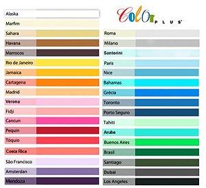 Papel Color Plus 180G 30.5X30.5Cm