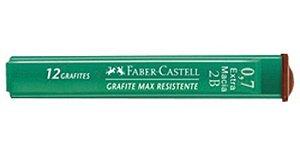 MINA GRAFITE 0,7MM 2B F.CASTELL