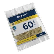 Elastico P/Dinheiro 60Und Standard Mercur