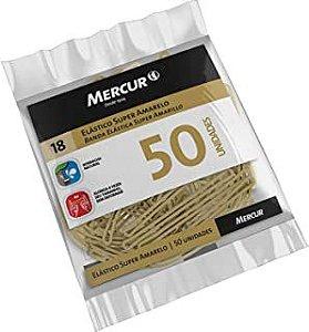 ELASTICO P/DINHEIRO 50UND MERCUR