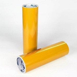Vinil Alltak Color Amarelo Ouro 1,00M