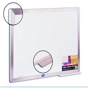 Quadro Branco Aluminio 150X120Cm Cortiarte