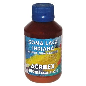 Goma Laca Indiana 100Ml Acrilex