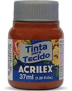 TINTA TECIDO FOSCA 37ML CERAMICA(506) ACRILEX
