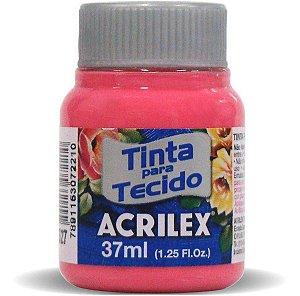 TINTA TECIDO FOSCA 37ML PINK (527) ACRILEX