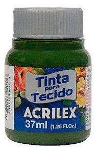 TINTA TECIDO FOSCA 37ML VERDE OLIVA (545) ACRILEX