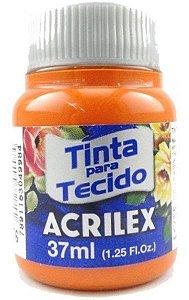 TINTA TECIDO FOSCA 37ML CENOURA (576) ACRILEX
