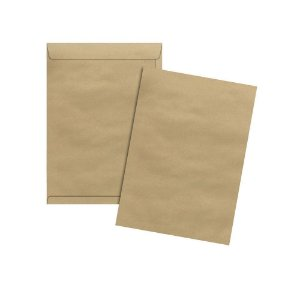Envelope Saco Natural 16Cmx22Cm