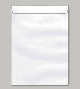 Envelope Saco Branco 16Cmx22Cm