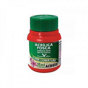 TINTA ACRÍLICA FOSCA 37ML VERMELHO VIVO (541) ACRILEX