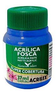 TINTA ACRÍLICA FOSCA 37ML AZUL INTENSO (578) ACRILEX
