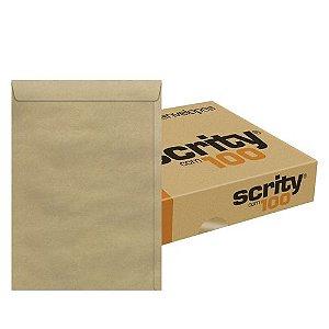 Envelope Saco Natural 17X25Cm Cx C/100 Unidades