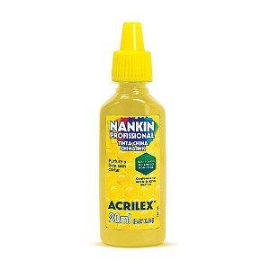 Nankin 20Ml Amarelo (505) Acrilex
