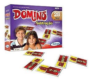Domino Subtracao Xalingo