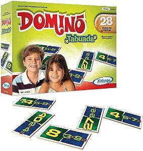 Domino Tabuada Xalingo