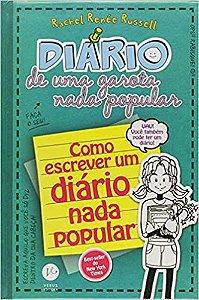 LIVRO DIARIO DE UMA GAROTA NADA POPULAR 3,5