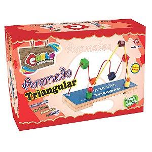 Aramado Triangular Carlu Brinquedos