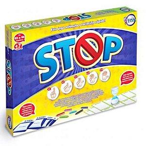 Jogo Stop Toia Brinquedos
