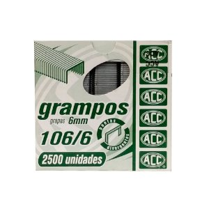 GRAMPO 106/6 CX C/2500 ACC