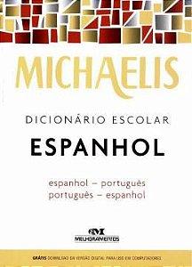 Dicionario Escolar Espanhol Michaelis