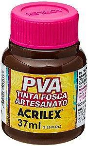 TINTA PVA FOSCA 37ML AMARELO CADMIO (536) ACRILEX