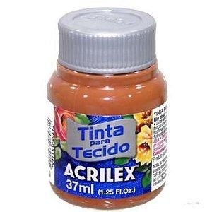 TINTA TECIDO FOSCA 37ML CHOCOLATE (814) ACRILEX