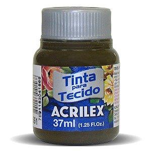 TINTA TECIDO FOSCA 37ML SÉPIA (551) ACRILEX