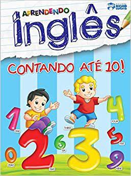 Livro Aprendendo Ingles Contando Bicho Esperto