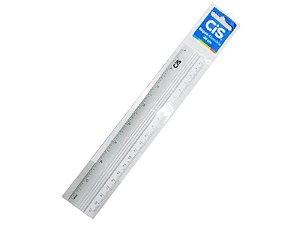 Regua De Aluminio 30Cm Cis