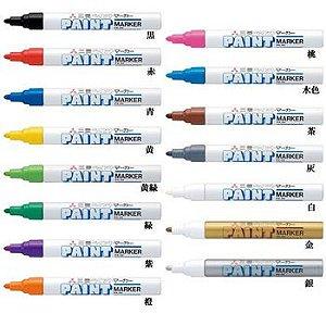 Marcador Permanente Paint Marker Px-20 Uniball