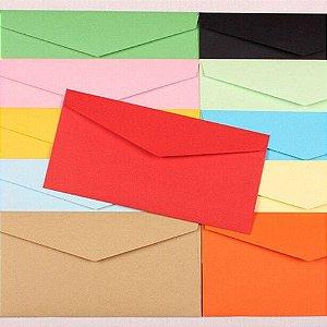 Envelope Oficio 114Mmx229Mm Colorido