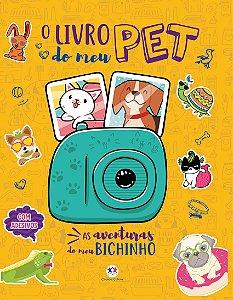 Livro Meu Pet Ciranda Cultural