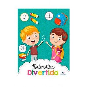 Livro Matematica Divertida Ciranda Cultural