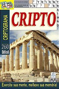 Revista Cripto Hora Do Cha 260 Dificil Ciranda Cultural