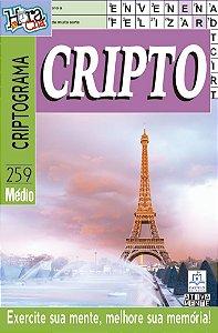 Revista Cripto Hora Do Cha 259 Medio Ciranda Cultural