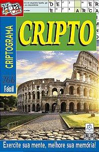 Revista Cripto Hora Do Cha 266 Facil Ciranda Cultural