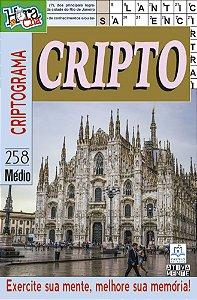 Revista Cripto Hora Do Cha 258 Medio Ciranda Cultural