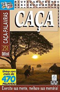 Revista Caca Palavras Hora Do Cha 251 Dificil/Cruzada 385 Facil Ciranda Cultural
