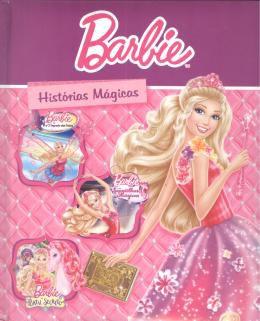 Livro Barbie - Historias Magicas Ciranda Cultural