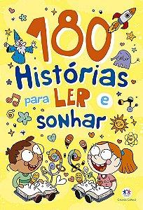 Livro 180 Historias Para Ler E Sonhar Ciranda Cultural